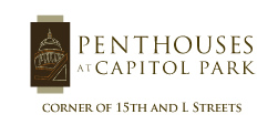 The Penthouses at Capital Park Logo
