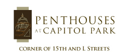 Penthouses at Capitol Park Logo